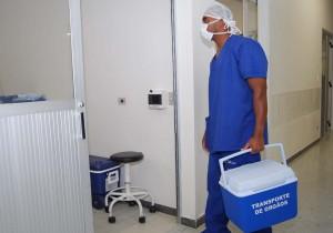 Central de Transplantes de Alagoas conseguiu mais um feito raro: doação de múltiplos órgãos, beneficiando cinco pacientes de uma só vez (Foto: Divulgação)