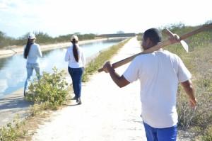 Apoio do Estado pretende levar inclusão produtiva aos perímetros irrigados (Foto: Ascom Seagri)