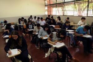 Ensino médio tem 8,1 milhões de matrículas, a maioria em escolas públicas (87%) da rede estadual (80%) (Foto: Gabriel Jabur/Agência Brasília/GDF)