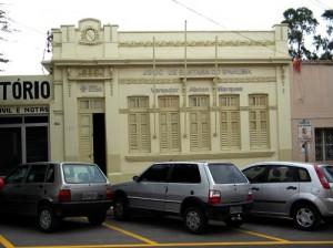 Antigo juizado especial será a nova sede da Biblioteca (Foto: Maltanet)
