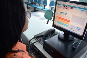 No protocolo eletrônico, os médicos e enfermeiros terão acesso aos resultados (Foto: Olival Santos / Agência Alagoas)