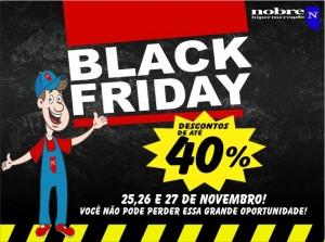 Nobre Hipermercado também trará a Black Friday para o Sertão (Foto: Divulgação)
