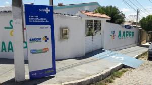 Sede da AAPE em Santana do Ipanema (Foto: Assessoria)