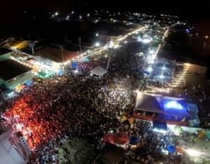 Evento atrai grande público da região (Foto: Orbita / Alagoas Notícias)