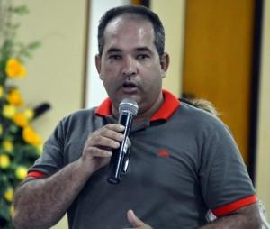 Secretário tomou seu último ato na pasta (Foto: Lucas Malta / Alagoas na Net)
