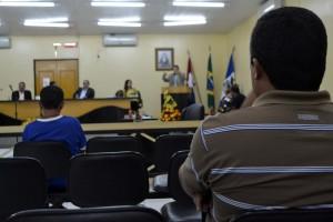 Sessão ordinária é momento que vereadores expõem assuntos da cidade (Foto: Lucas Malta/Alagoas na Net)
