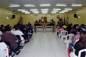 Primeiro ato do dia será na Câmara de Vereadores (Foto: Lucas Malta / Alagoas na Net)