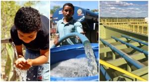 Governo aposta em três frentes para enfrentar a seca (Fotos: Agência Alagoas)