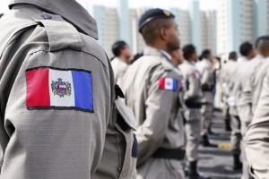 Serão 375 praças e 35 oficiais que vão mudar de patente neste dia (Foto: Márcio Ferreira / Agência Alagoas)