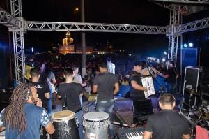 Show foi realizado no Povoado Fazenda Nova (Foto: Divulgação / Prefeitura)