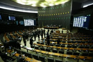 Deputados podem votar reforma hoje (Foto: Marcelo Camargo/Agência Brasil)