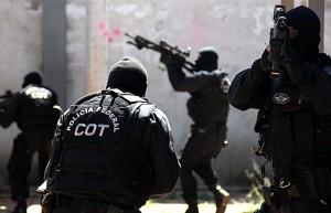 A PEC propõe que a Polícia Federal incorpore as polícias civis estaduais (Foto: André Gustavo Stumpf/COT)