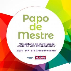 rojeto acontece na Biblioteca Pública Estadual Graciliano Ramos (Foto: Divulgação)