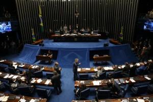No caso da reforma trabalhista, as primeiras discussões deverão ser a respeito da imposição ou não de urgência para sua tramitação (Foto: Antonio Cruz/Agência Brasil)