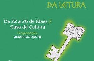 Evento promove o debate sobre leitura (Foto: Divulgação)