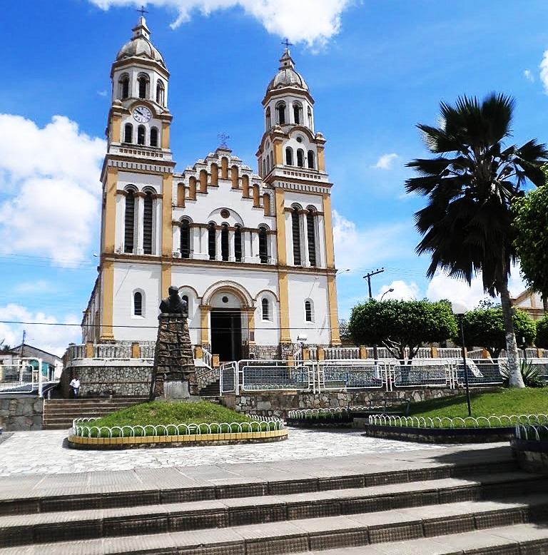 Igreja Nova Alagoas fonte: www.alagoasnanet.com.br